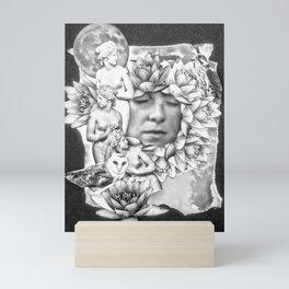 Dream of the Widsom Goddesses Mini Art Print