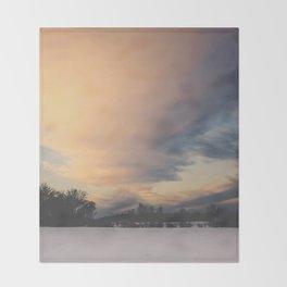 Big Sky Throw Blanket