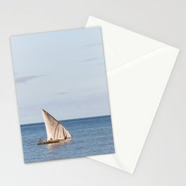 African Sails Stationery Cards