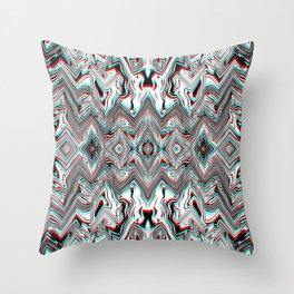 Illusion Dreamer Throw Pillow