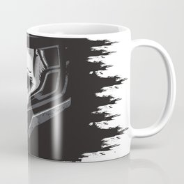 Skull Racer Coffee Mug