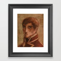 The Militia Framed Art Print