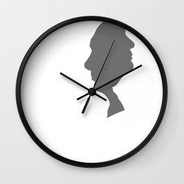 Putrump Putramp, Putin and Trump Putin is Trump  Wall Clock