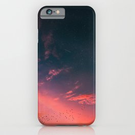 Heartbreak Sunset iPhone Case