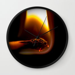 Striking Image Wall Clock