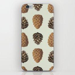 Pinecones! iPhone Skin