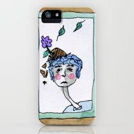 Petunia iPhone Case