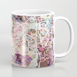 Chula Vista map Coffee Mug
