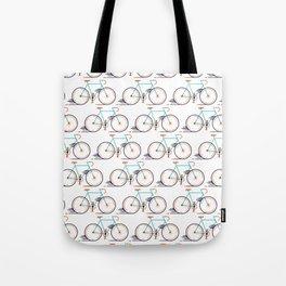 speed bike Tote Bag