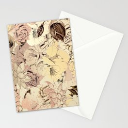 pattern Flowers Stationery Cards