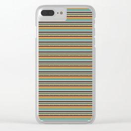 Summer Beach Wallpaper Clear iPhone Case