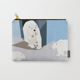Go out into the yard, now! Carry-All Pouch