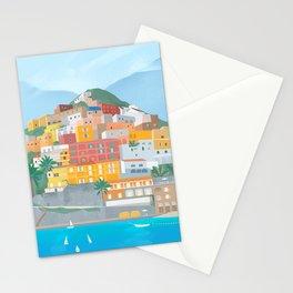 Positano, Italy Stationery Cards