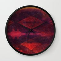 navajo Wall Clocks featuring Navajo by alleira photography