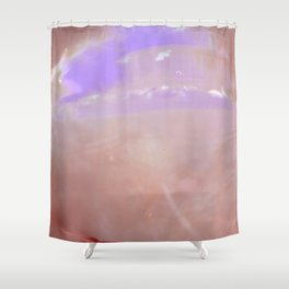 Abstract 02 Shower Curtain
