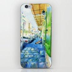 French Quarter iPhone & iPod Skin