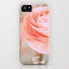 rosa monday iPhone Case
