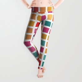 City Blocks - Sunrise #910 Leggings