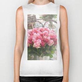 Roses Biker Tank