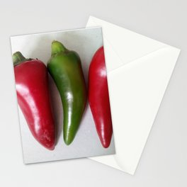 Chillies Stationery Cards