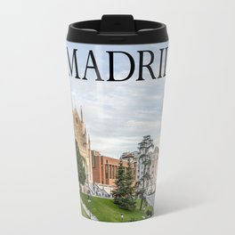 El Prado Museum. Madrid Travel Mug