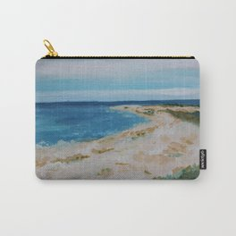 By the Sea Side Carry-All Pouch