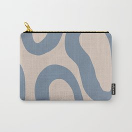 Abstract minimal dish soap home decor art, groovy, simple  Carry-All Pouch