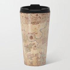 Map of Hyrule- Legend of Zelda Travel Mug