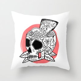 Make Sala Not War Limited Edition Throw Pillow