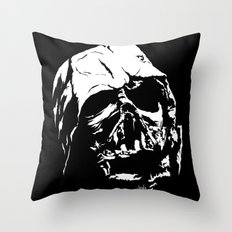 The Dark Side Throw Pillow