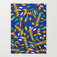 Wild Energy Canvas Print