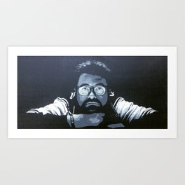 Kevin Smith Art Print