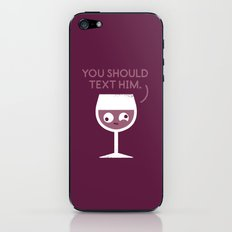 You Red My Mind iPhone & iPod Skin