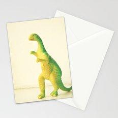 Dinosaur Attack Stationery Cards