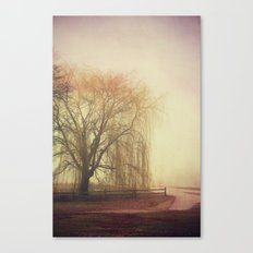 Willow Junction Canvas Print