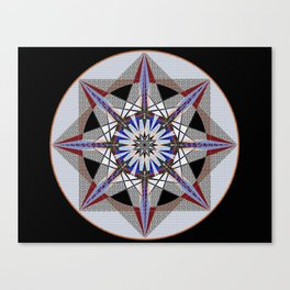 Angel Cell 04 : colored Canvas Print