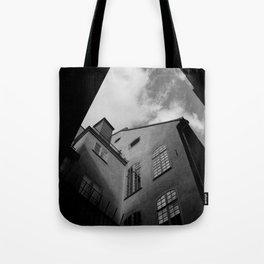 Stockholm skyline Tote Bag