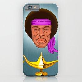 Hendrix portrait iPhone Case