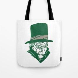 A Christmas Carol: Scrooge Tote Bag