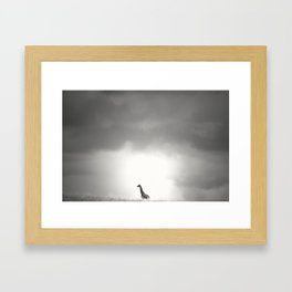 Z a n e s v i l l e ,   O H Framed Art Print