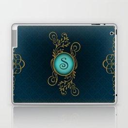 Letter S Laptop & iPad Skin
