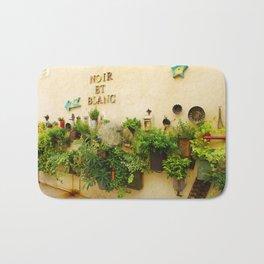 Wall of Plants Saint Remy de Provence Bath Mat