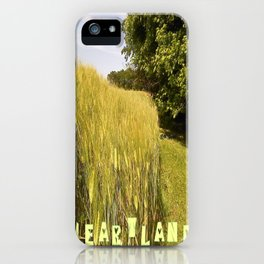 """Heartland IV"" iPhone Case"