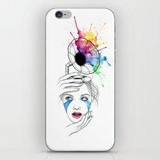 Music understands iPhone & iPod Skin