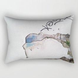 Blue Kavale Rectangular Pillow