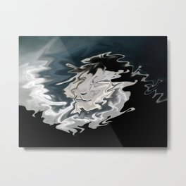 Dragon of cloud Metal Print
