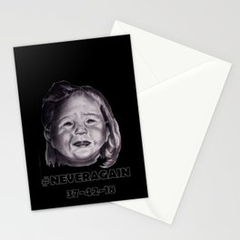 Neveragain Stationery Cards