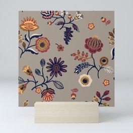 A Windfall Of Flowers Mini Art Print