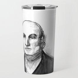 John Quincy Adams : Chock Full O' Quincy. Travel Mug