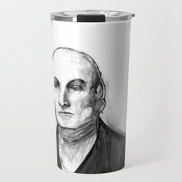 John Quincy Adams : Chock Full O' Quincy. Travel Mug